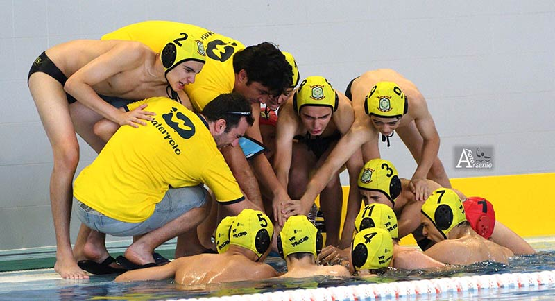 Equipo Waterpolo Brains